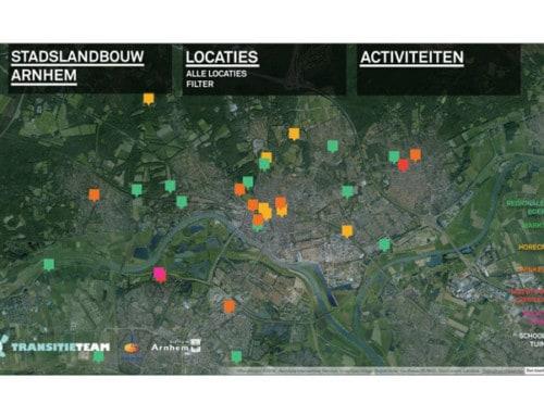 Stadslandbouwkaart