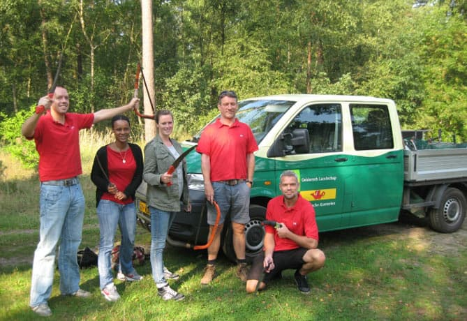 Geldersch Landschap-team