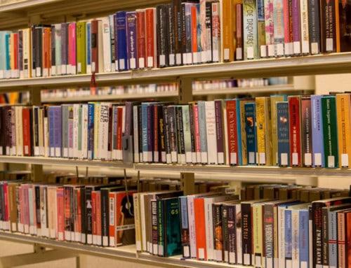 Boekenruil de Wissel – St Ecovrede