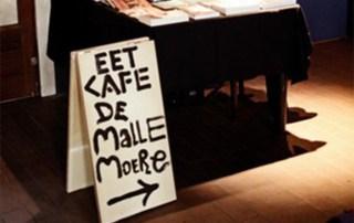 Politiek eetcafé De Mallemoere