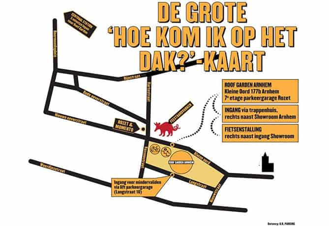 roofgarden Arnhem