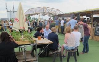 Roof Garden Arnhem 2014
