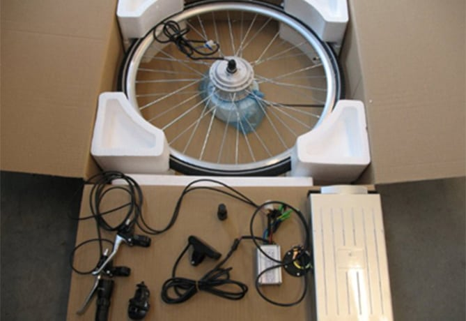 gebruikte elektrische fiets ruilen