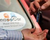 SnappCar-auto delen