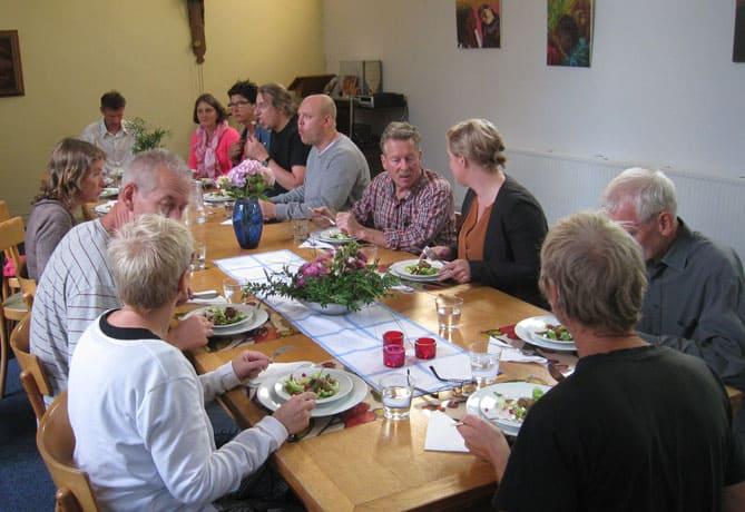 duurzaam diner De Groene Vos