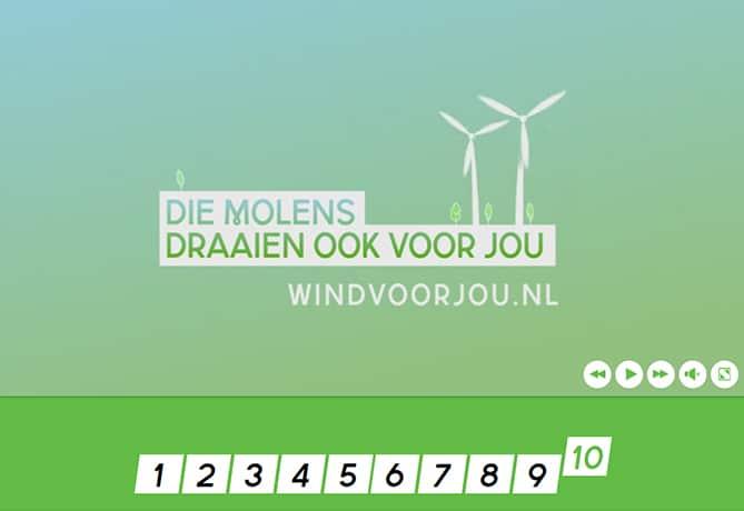 voordelen van windenergie