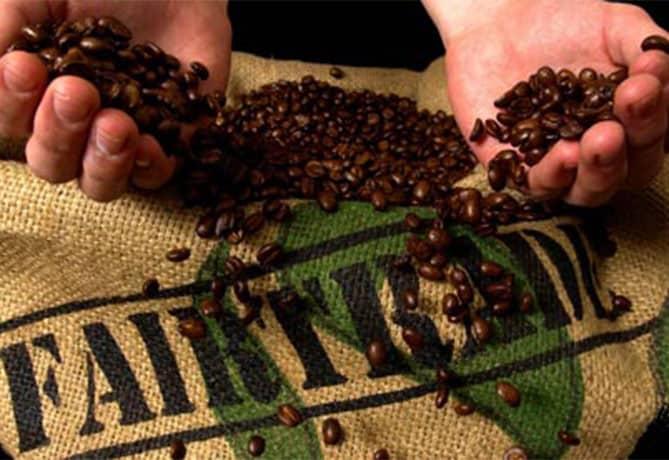 Fair Trade Coffee ~ Eerlijke koffie tijdens fair trade week bloei in arnhem