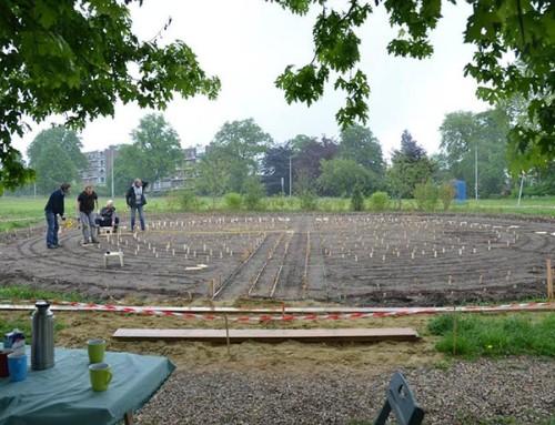 Buurttuin Het Labyrint Arnhem-West