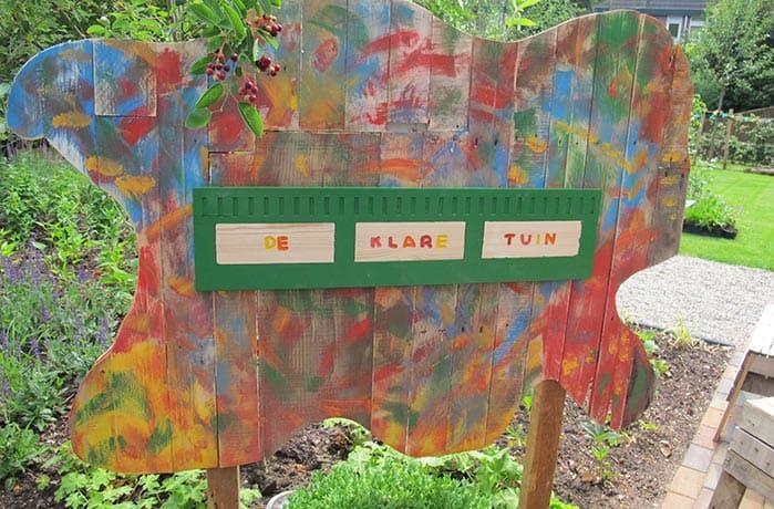 buurttuin Klaretuin-achter Wereldkeuken Klarendal