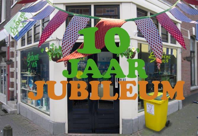 10-jaar-jubileum-De Groene Vos