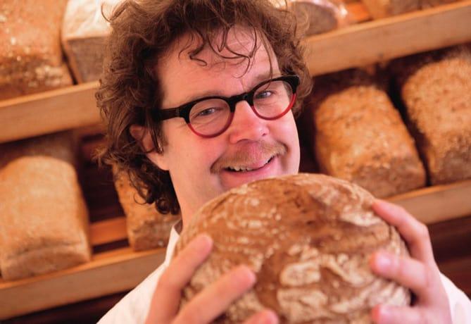 Tom van Otterloo ambachtelijk bakker