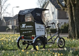 Fietstaxi-Arnhem