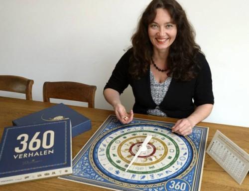 Cadeautip: bordspel 360 Verhalen