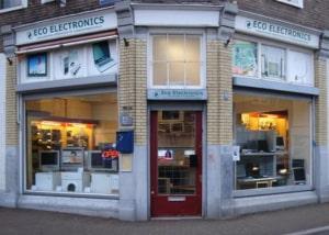 Eco Electronics -reparatie en tweedehands apparaten