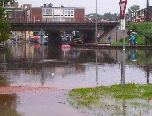 Hoe krijgen we Arnhem rainproof?