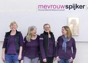 Mevrouw Spijker -klussendienst-Arnhem