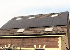 Solverde-zonnepanelen Arnhem