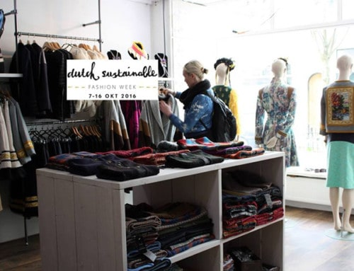 Shoptour duurzame mode