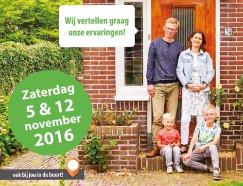 Bezoek een duurzaam huis