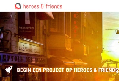 heroes-and-friends crowdsourcing