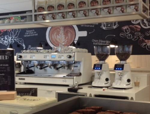 Excursie fairtrade koffiebranderij Peeze