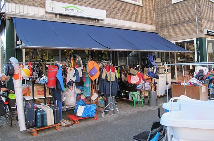 De-Boemerang Arnhem-tweedehands winkel