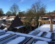 Buurtcentrum-tHuukske-met-zonnepanelen
