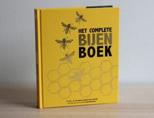 Lauriekoek reviewt: Het Complete Bijenboek