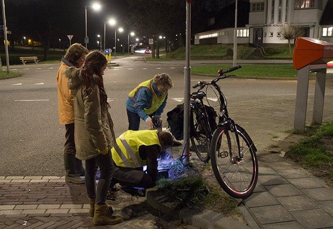 paddenwerkgroep Paasberg--Arnheminput