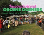 inspiratieavond Groene Doeners
