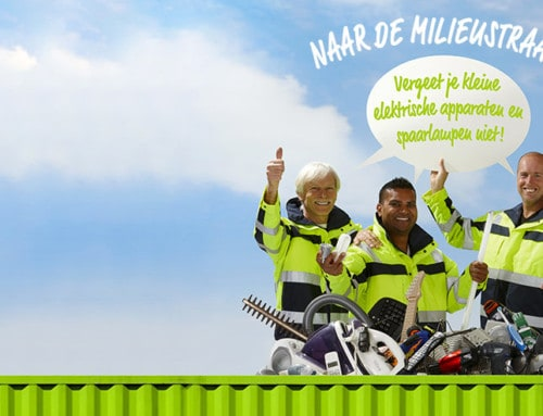 Support Natuurcentrum Arnhem met jouw e-waste