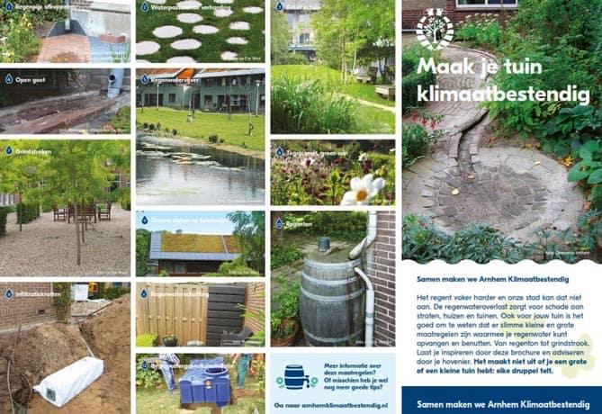 12 tips om je tuin klimaatbestendig te maken bloei! in [arnhem]
