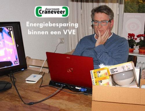 Energiebesparing binnen een VVE