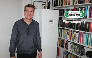Jeffrey-warmtepomp-Duurzaam Craneveer