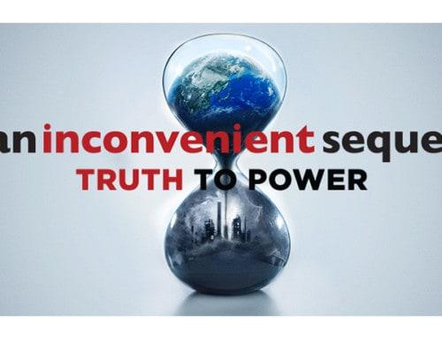Filmtip: An Inconvenient Truth 2 met zaalgesprek