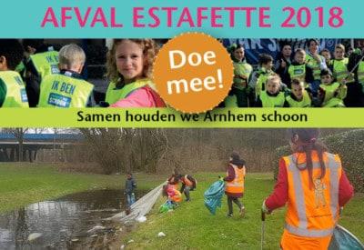 afvalestafette-Arnhem-2018