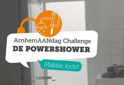 ArnhemAandag-Challenge-Powershower