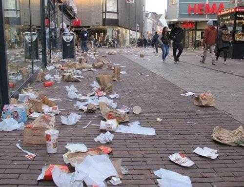 Steun een Europese belasting op plastic voor producenten