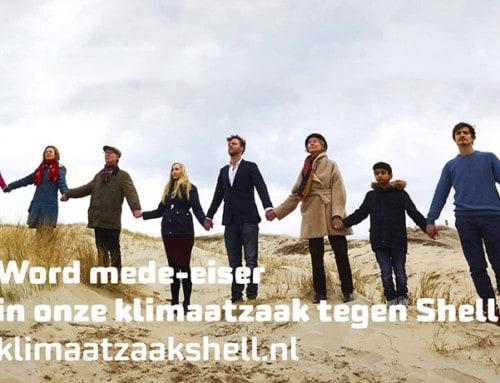 Sluit je aan bij de rechtszaak tegen Shell