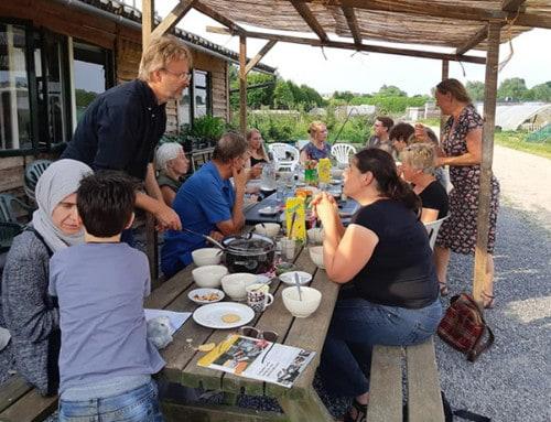 Permacultuur Café Arnhem