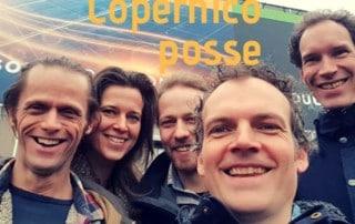 Copernico Zonne-energie-crew
