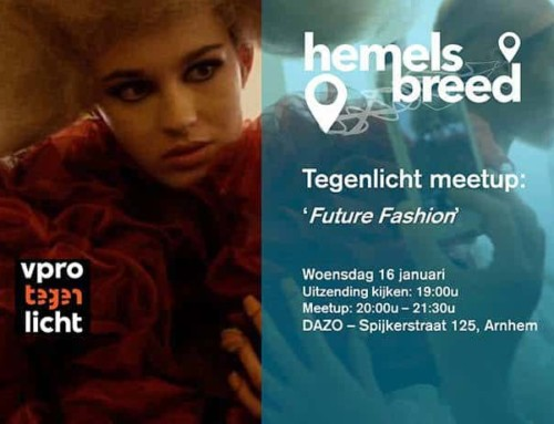 Tegenlicht Meetup Future Fashion