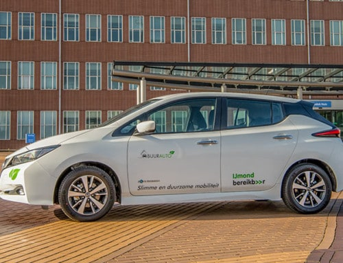 Electrische deelauto's in Angerestein