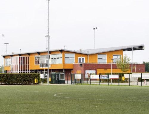 Zonnestroom van dak Sportpark Schuytgraaf