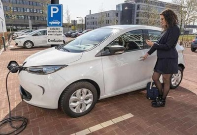 electrische-deelauto