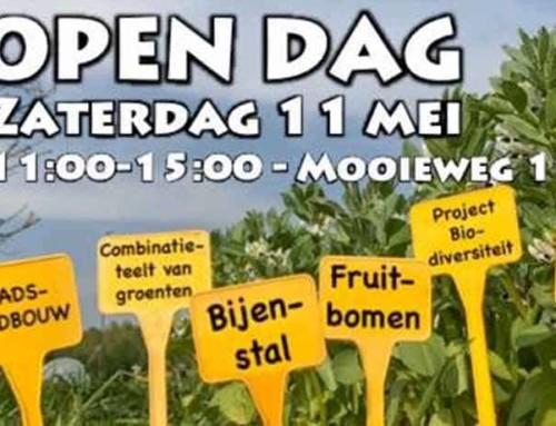 Open dag Stadslandbouw Mooieweg, Zorgtuin en Tuinderij De Mijmering