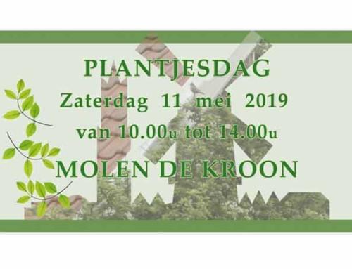 11 mei Plantjesmarkten