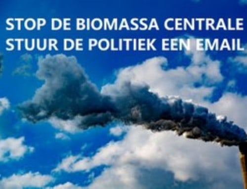 Brandbrief gemeenteraad Biomassacentrale