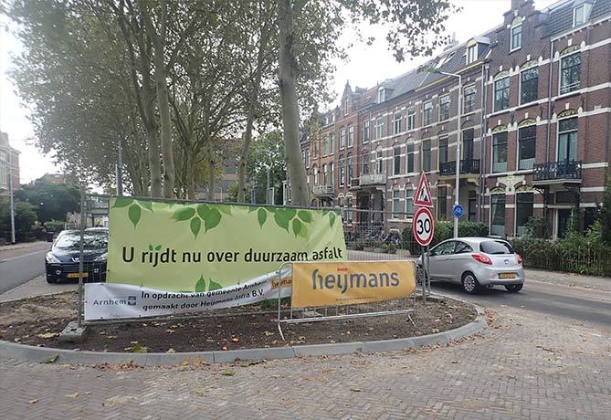 heijmans-duurzaam asfalt Greenway LE