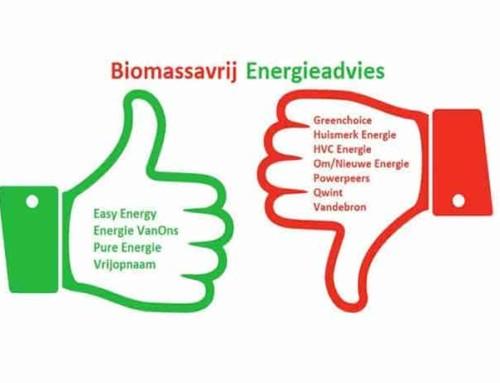 Overstapcampagne: Biomassavrije Energieleverancier